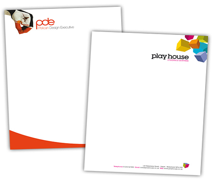 Letterheads - Order Print Online - Mail Boxes Etc  Winchester
