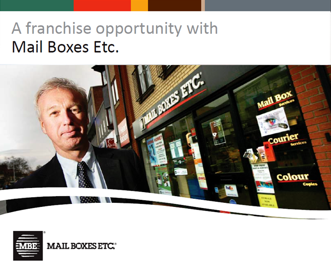 MBE Franchise Brochure