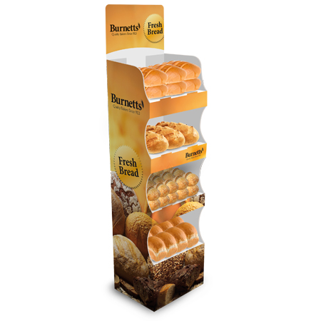 Retail Display Stands Order Print Online Mail Boxes Etc London Extraordinary Cardboard Display Stands Uk