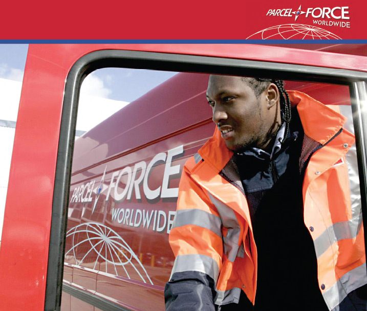 Parcelforce Worldwide Delivery