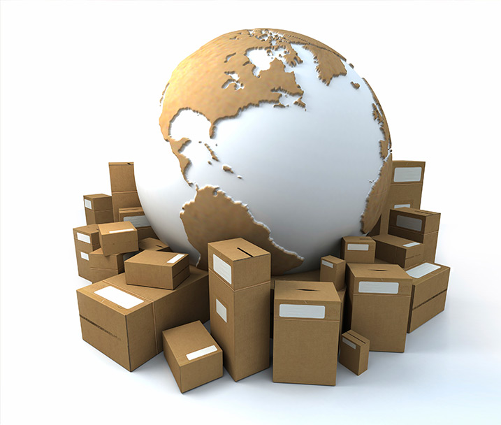 Large & Heavy Parcel Delivery - Mail Boxes Etc  UK & Ireland