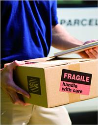 Your parcel despatch
