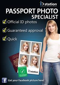 Get your passport photos at Mail Boxes Etc. Surbiton - only £4.99 for 4