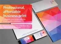 Professional, affordable business print