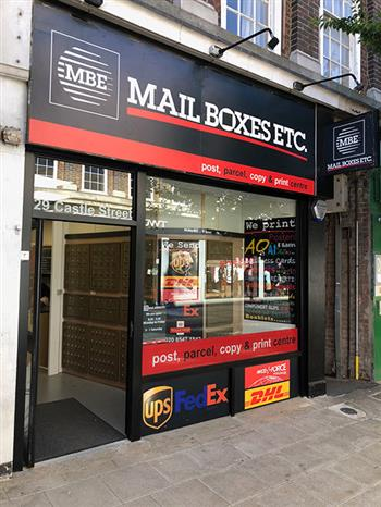 Contact Us at Mail Boxes Etc  Kingston upon Thames