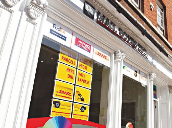 Franchise in Norwich - Mail Boxes Etc