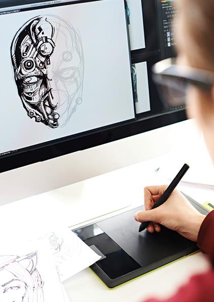 Graphic design - Mail Boxes Etc