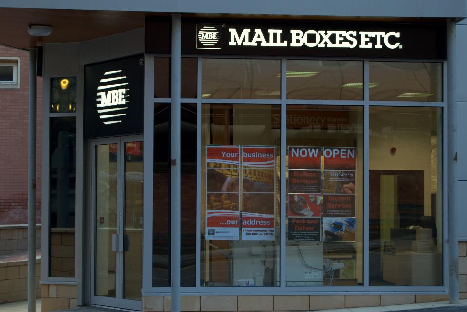 Mailbox Rental Nottingham | Parcel Delivery Nottingham - Mailboxes Etc