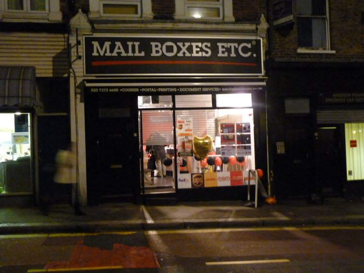 Mailbox Rental Kilburn | Parcel Delivery Kilburn - Mailboxes Etc